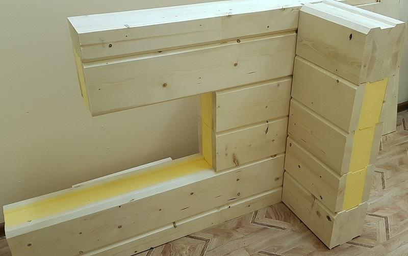 Особенность бруса в строительстве дома
