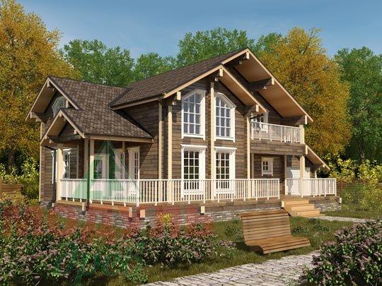 Как выбрать деревянный недорогой дом