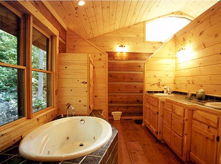 Фото интерьеров ванной комнаты